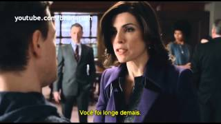 "The Good Wife 4x16 ""Runnin' with the Devil"" - Promo (Legendado em Português)"
