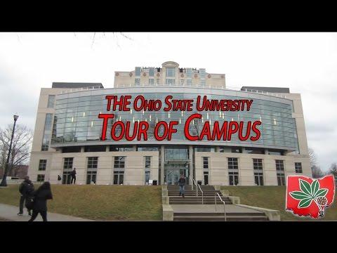 Ohio State University Tour of Campus