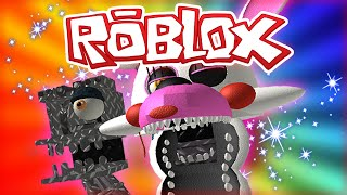 FNAF ROBLOX - MANGLE IS MY FRIEND - FNAF ROBLOX ROLEPLAY