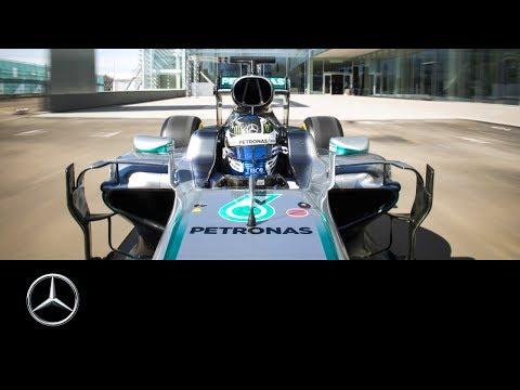 Mercedes-AMG Petronas Motorsport: Formula1Season Start 2018