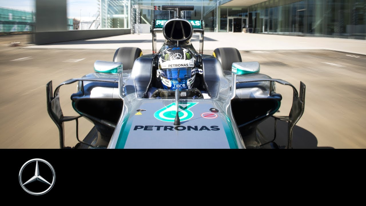 Mercedes Amg Petronas Motorsport Formula 1 Season Start 2018 Youtube