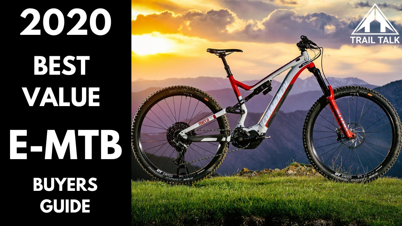 2020 Best Value Electric Mountain Bikes Buyers Guide Emtb