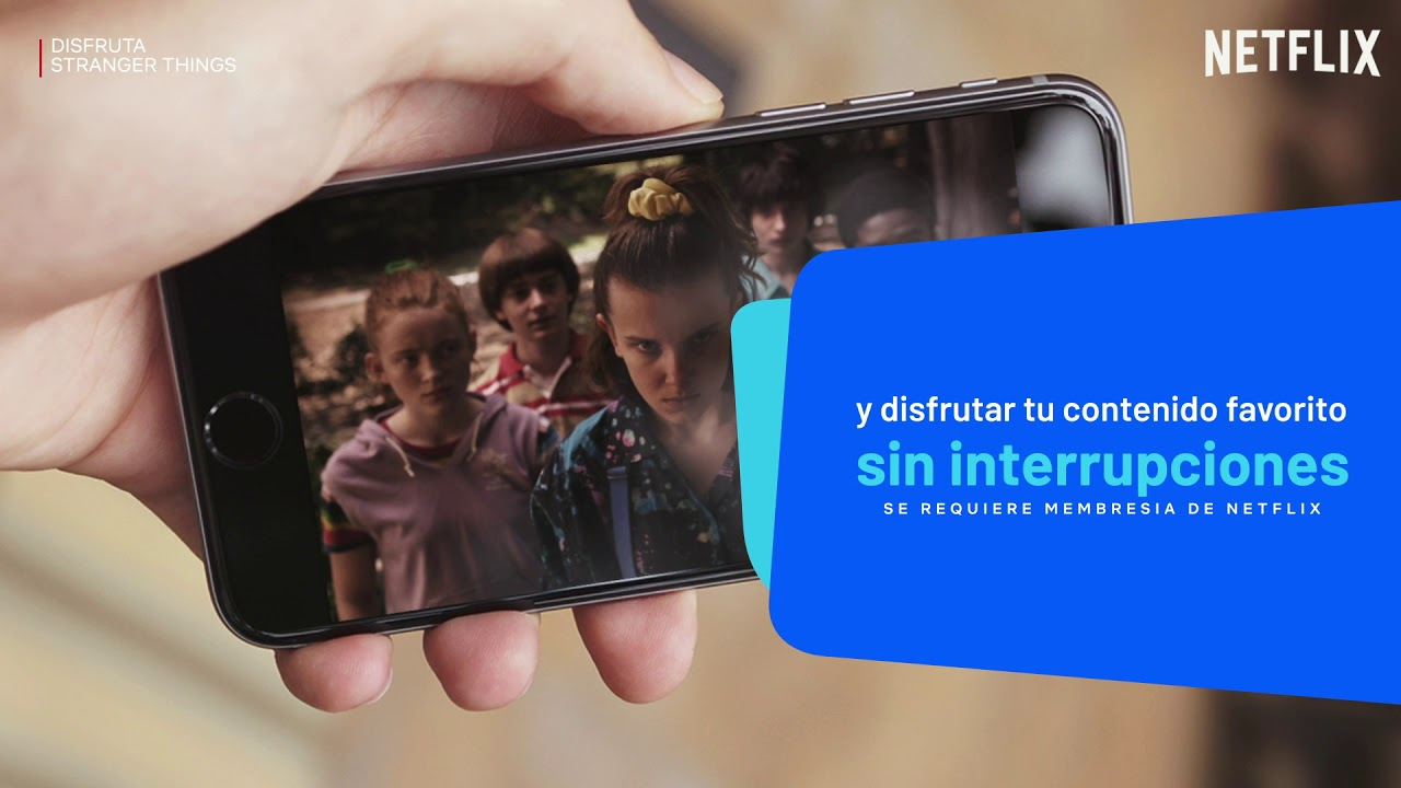 Suscribete A Netflix Y Pagalo En Tu Boleta Entel Youtube