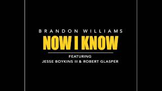 Brandon Williams - Now I Know (feat. Jesse Boykins III & Robert Glasper)