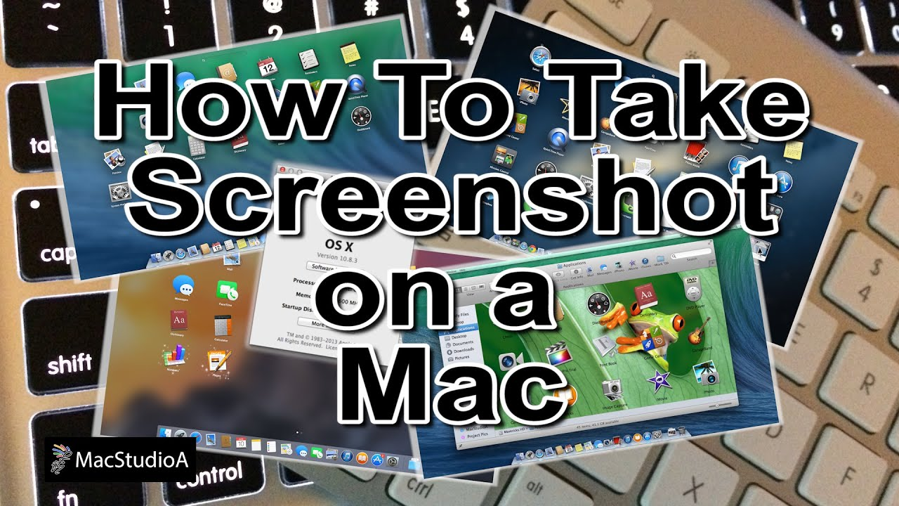 How to take screenshot on a mac using keyboard youtube how to take screenshot on a mac using keyboard ccuart Gallery