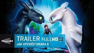 Jak vycvičit draka 3 / How To Train Your Dragon 3 (2018) oficiální HD trailer [CZ DAB]