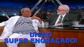 DICRÓ - AS MELHORES ENTREVISTAS DO JÔ - 01