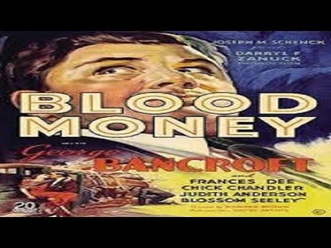 1933 - Blood Money