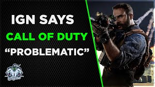 "IGN Writer wants ""Problematic"" WP removed from Call of Duty: Modern Warfare"