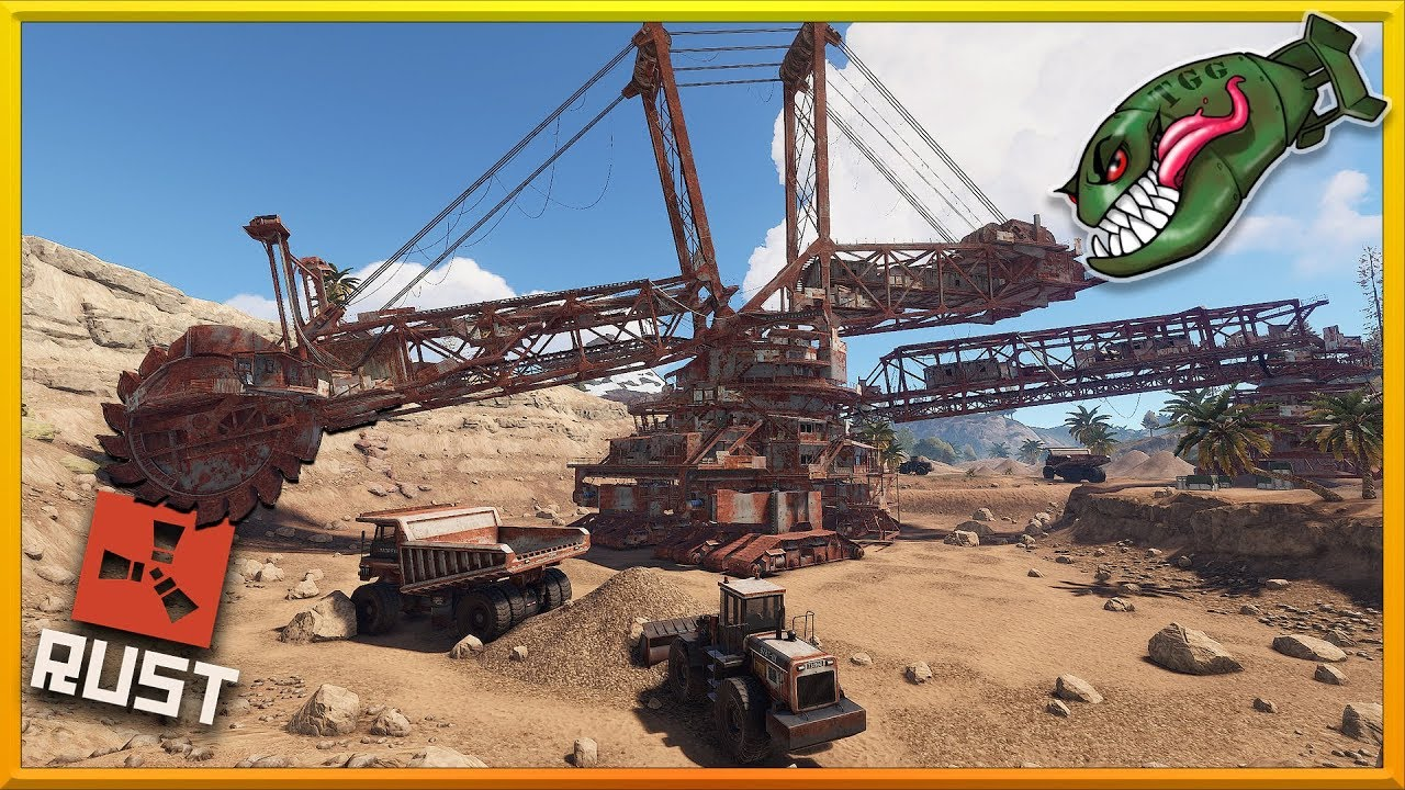 Rust What's Coming | No More Force Quit, Excavator Pics, Gun Lag,  Steamworks, New Menu #189