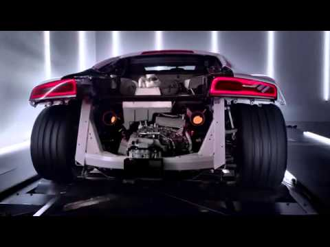Audi R V Plus Commercial AMAZING Engine Sound HD YouTube - Audi r8 commercial
