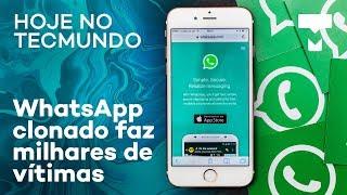 Galaxy A8s, números clonados no WhatsApp, nova falha do Google+ e mais - Hoje no TecMundo