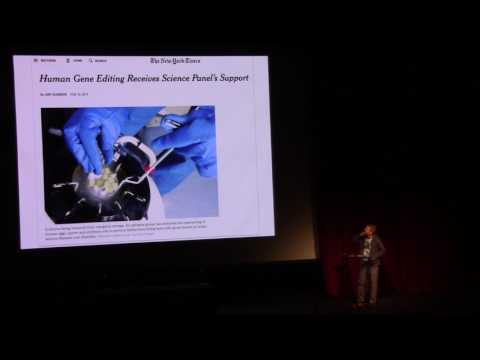 Drew Endy on Human Gene Editing at the 4th LAST Festival www.lastfestival.org