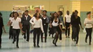 "BEYONCE ""MOVE YOUR BODY"" LET'S MOVE!! Ronald Edmonds Learning Center (MS 113)"