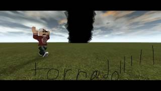 tornado news (my first roblox animation i made when I was 7 but posted 2 yrs ago