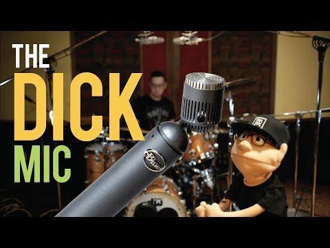 Blue Hummingbird Microphone –  Drum Demo