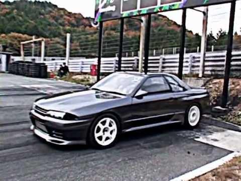 Street Racing Scene in Japan
