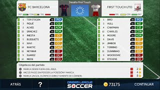 Dream league soccer Desafio Final