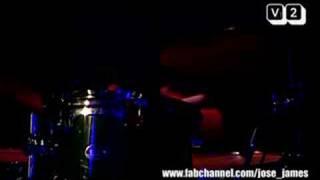Jose James - Blackeyedsusan, live at Paradiso, Amsterdam