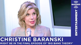 Christine Baranski Confirms She Will Be in 'The Big Bang Theory' Series Finale