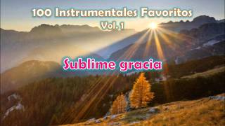 100 Instrumentales Favoritos vol. 1 - 019 Divina gracia