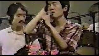 ムーンライダーズ、スタジオ1977 鈴木慶一、鈴木博文、白井良明、岡田徹...