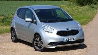 Kia Venga 2015 Car Review