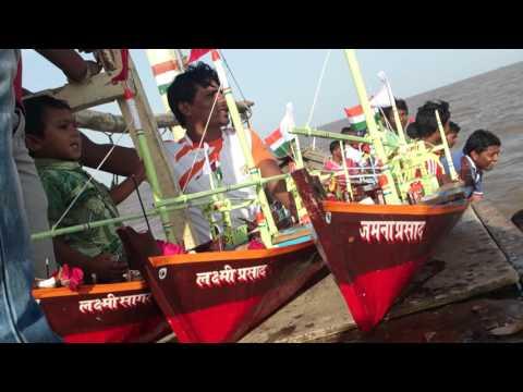 Jafrabad small boat festival