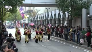 2013年11月24日、四日市で開催された「第9回四日市よさこい祭...