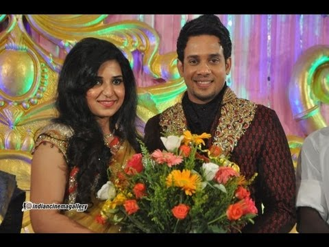 Actor Bharath Marriage Reception Part 1