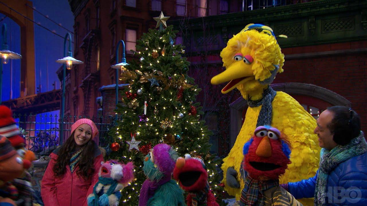 Once Upon a Sesame Street Christmas (HBO KIDS) - YouTube