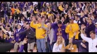 "LSU Band and Students - ""Neck"""