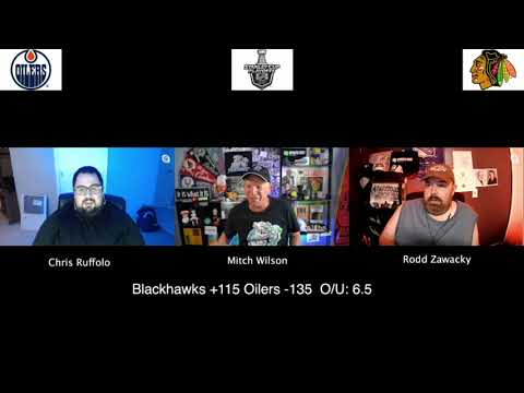 Chicago Blackhawks vs Edmonton Oilers 8/7/20 NHL Pick and Prediction Stanley Cup Playoffs