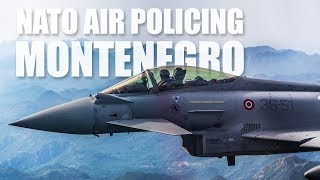 NATO air policing over 🇲🇪 Montenegro