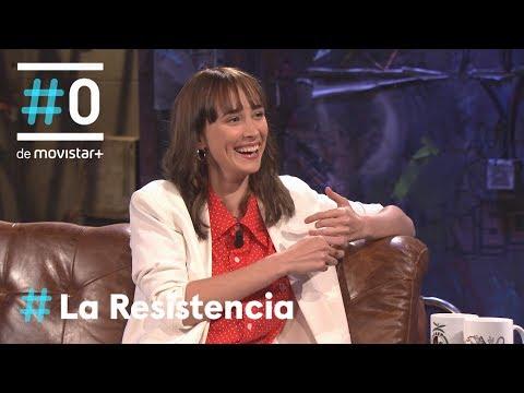 LA RESISTENCIA - Entrevista a Ingrid García-Jonsson | #LaResistencia 17.04.2018