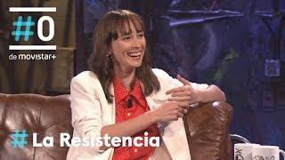 LA-RESISTENCIA-Entrevista-a-Ingrid-García-Jonsson-LaResistencia-17-04-2018