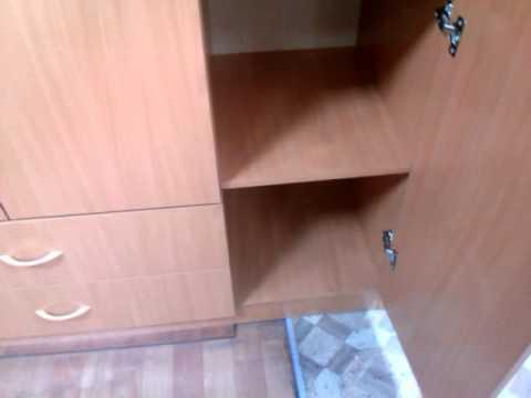 Шкаф для одежды 3 х створчатый с двумя ящиками  16