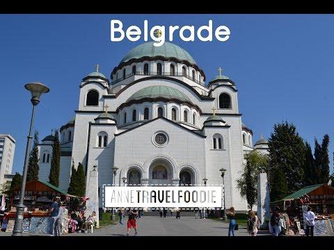 Belgrade (Serbia) in 1 minute