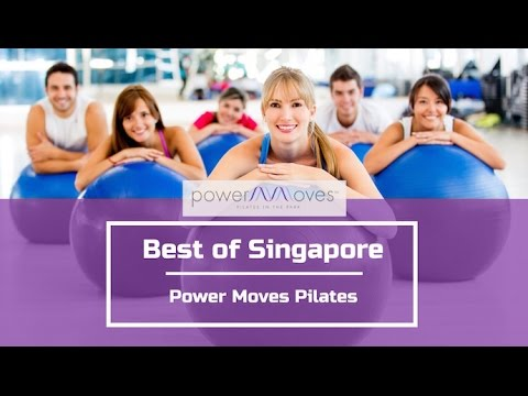Pilates Studio - Best Pilates Lessons in Singapore - Power Moves Pilates