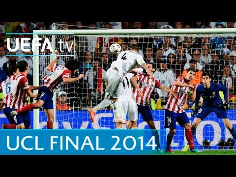 Real Madrid v Atlético Madrid: 2014 UEFA Champions League final highlights