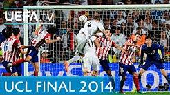 Real Madrid v Atlético Madrid: 2014 UEFA Champions League final highlights
