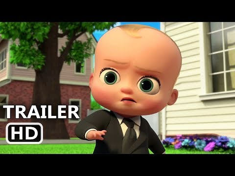THE BOSS BABY Back in Business   2018 Netflix Animated Series HD