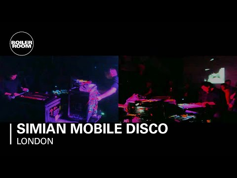 Simian Mobile Disco live in the Boiler Room