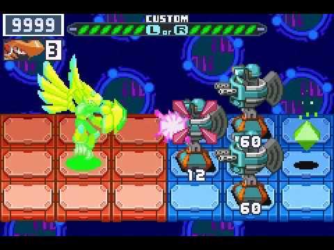 mega man battle network gameshark codes