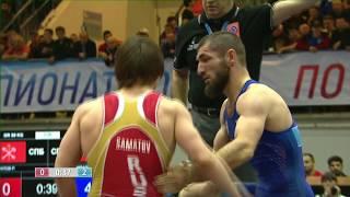 59 кг. Бронза. Родион Саматов - Ибрагим Лабазанов