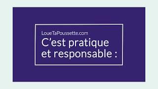 LoueTaPoussette.com