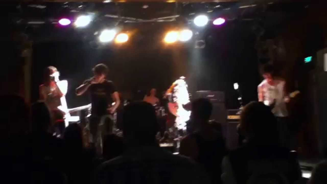 Red Soaking Wet Live @ The Esp...