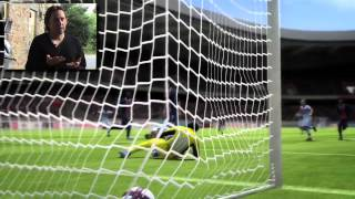 FIFA 13 Wii U Gameplay Interview