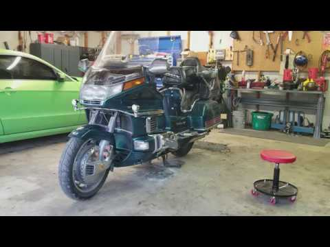 Where to find the fuses and relays on a GL1500 - YouTubeYouTube