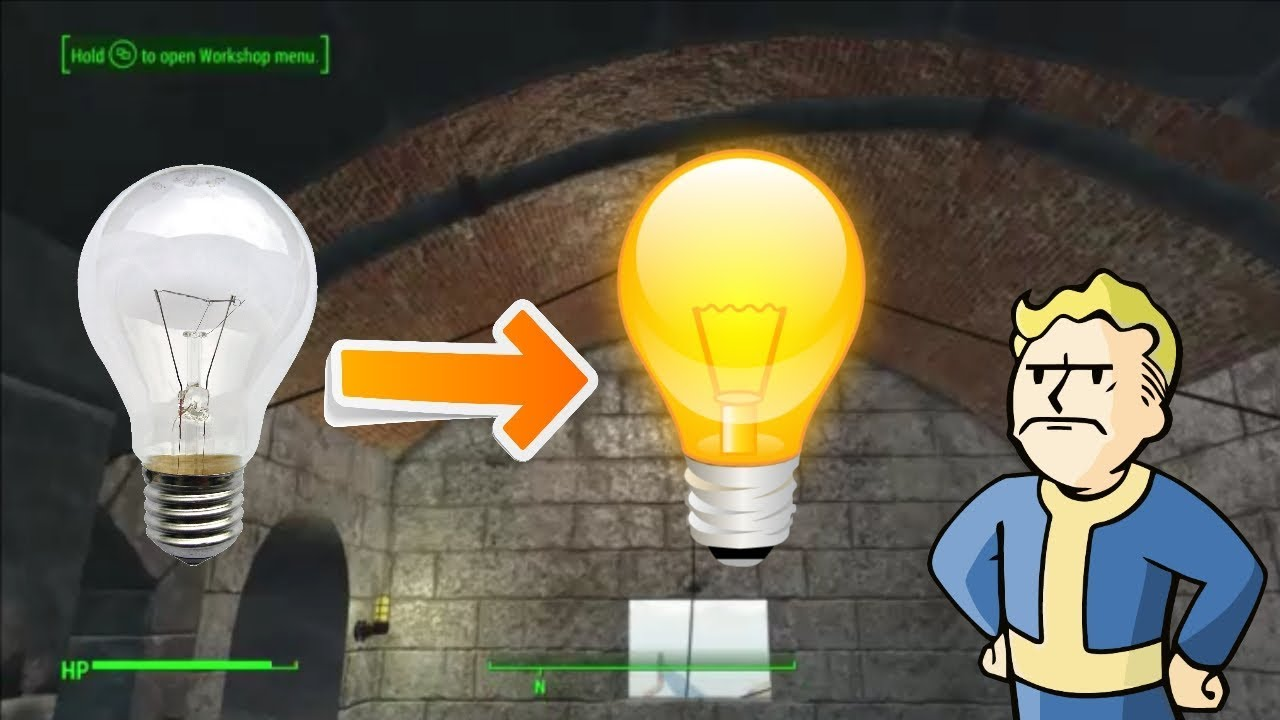 How To Get The Lights On In Castle Fallout 4